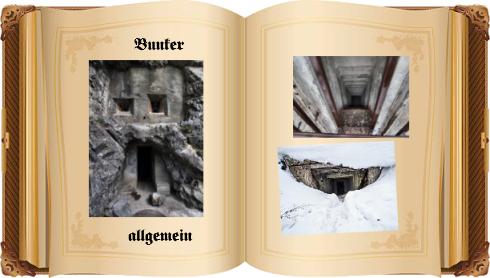 Bunker allgemein