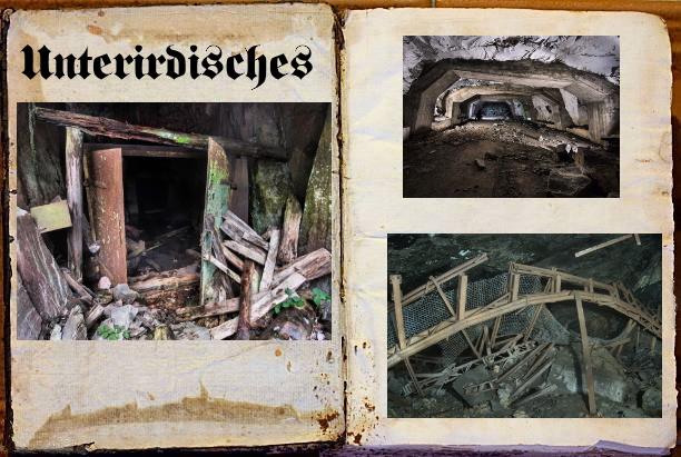 Album Unterirdisches