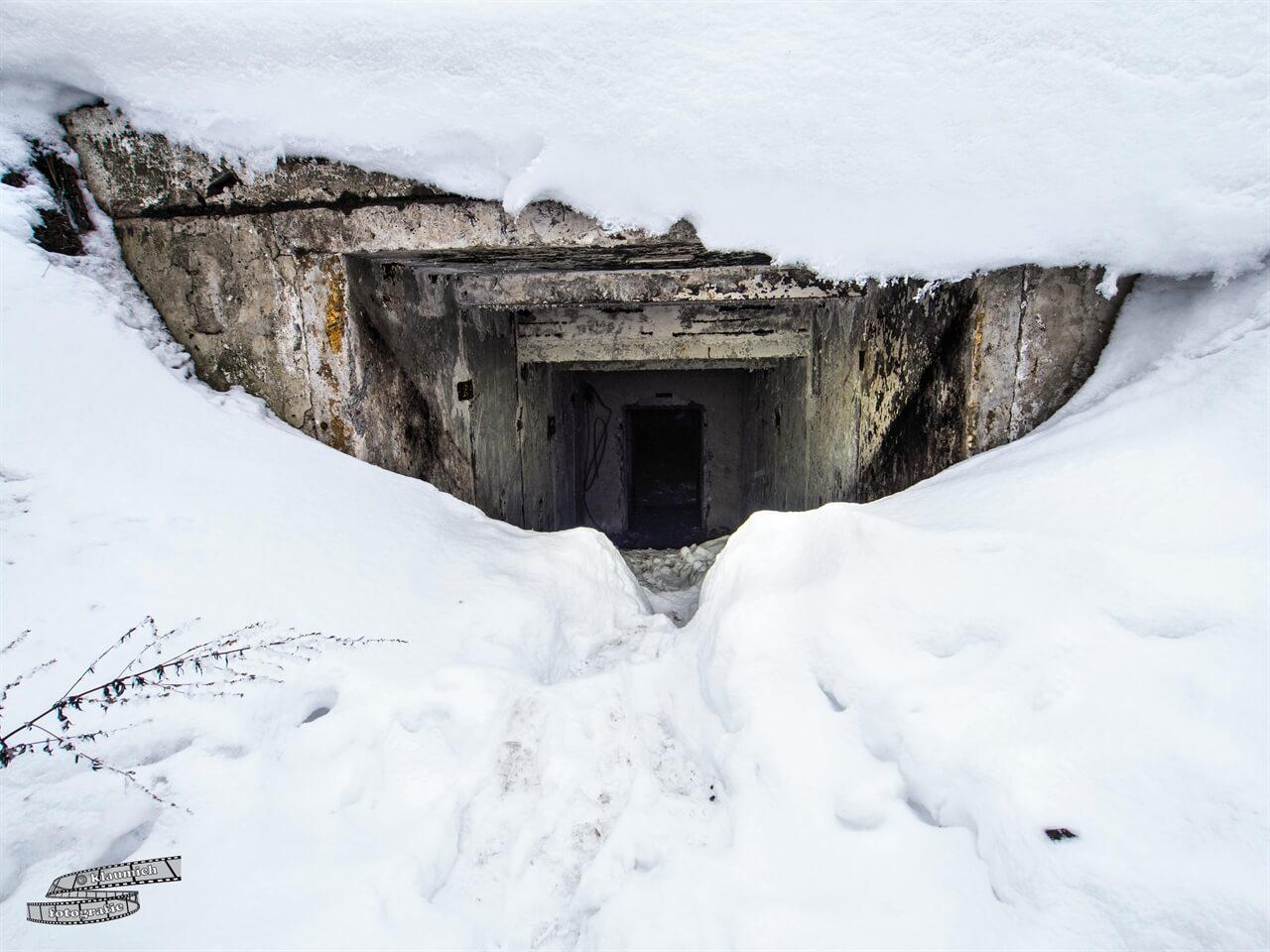 Commandobunker Tschechei