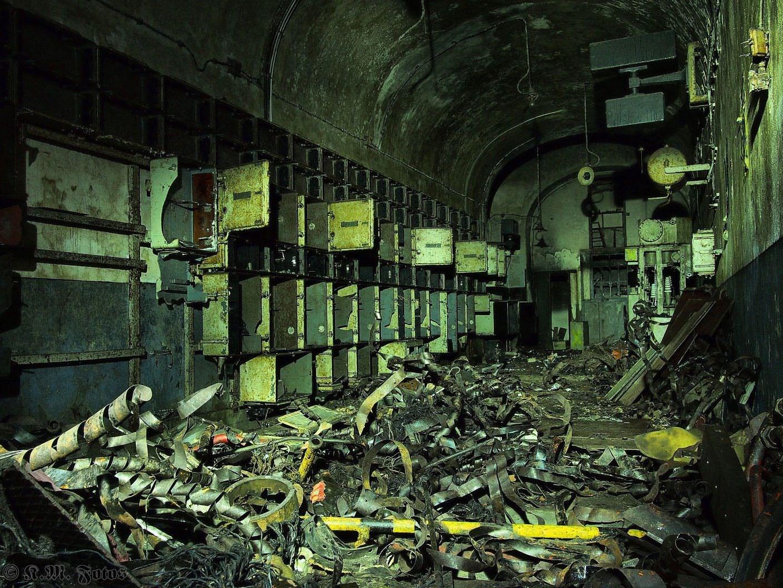 Schaltraum Kraftwerk