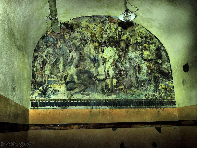 Bunker-Malerei