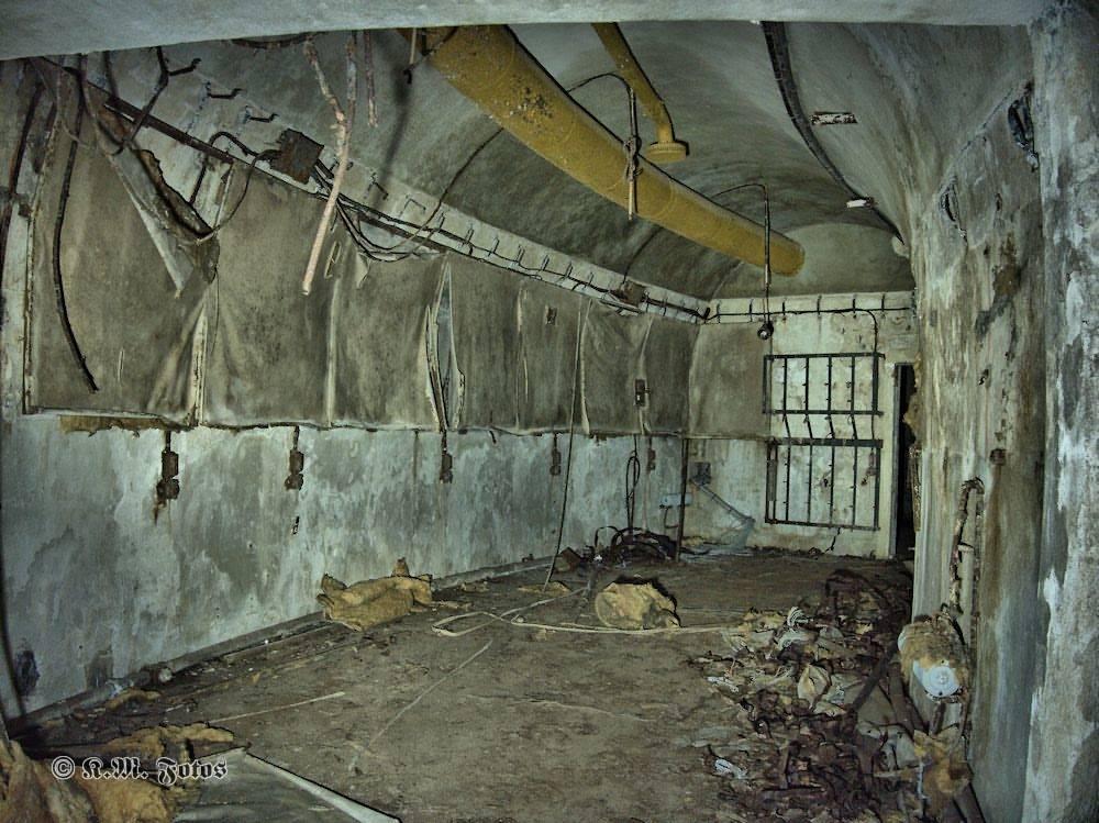 umgebautes M1 Lager