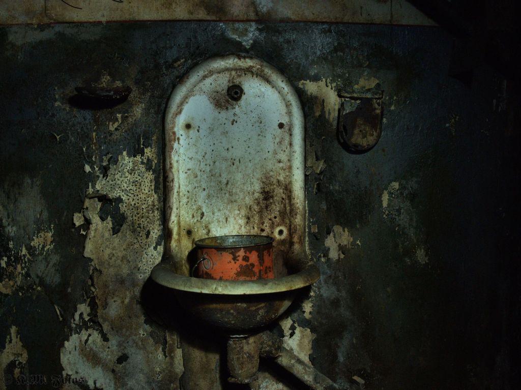 Waschgelegenheit