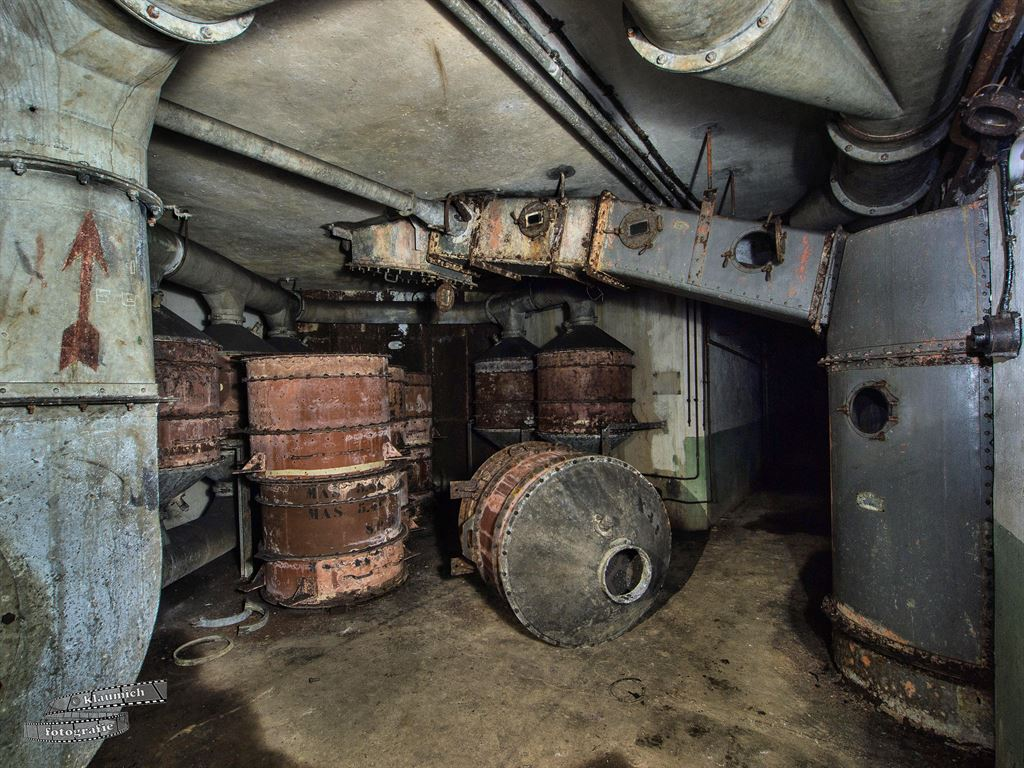 Filter Artillerieblock