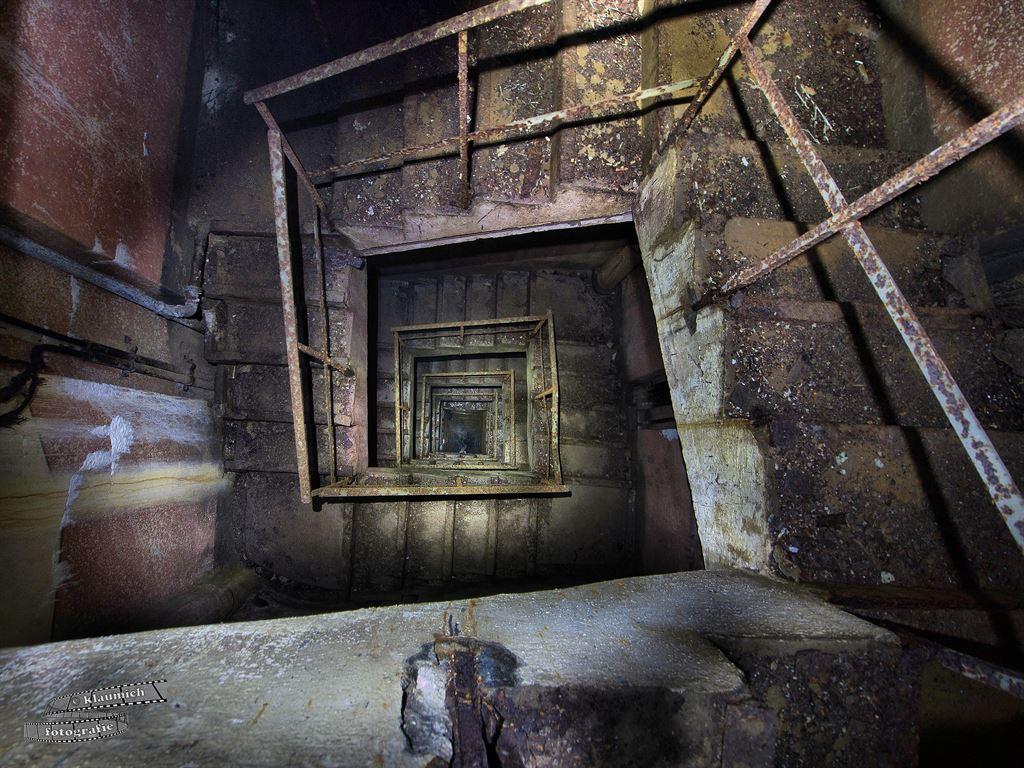 Treppenschacht