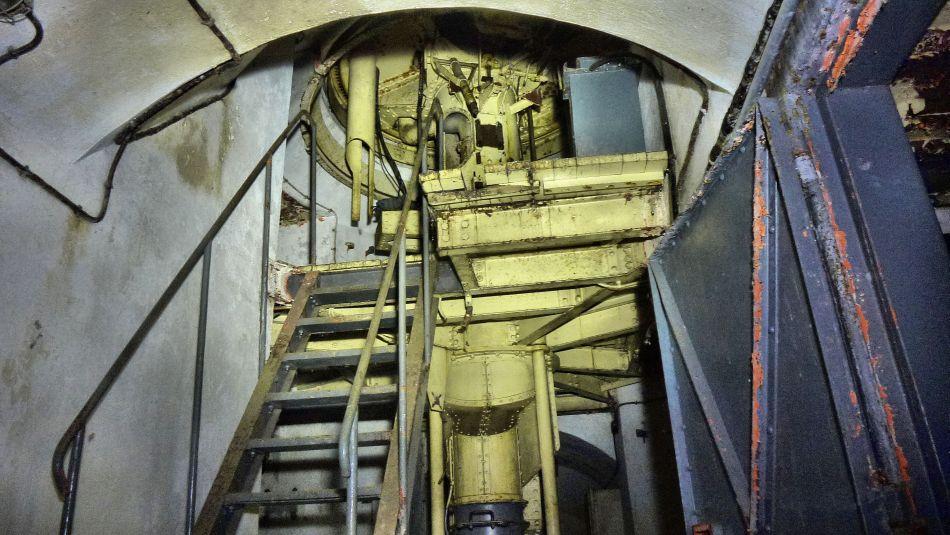 Geschützturm Bunker 2