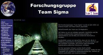 Forschungsgruppe Team Sigma