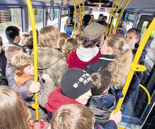 anschnallen im reisebus